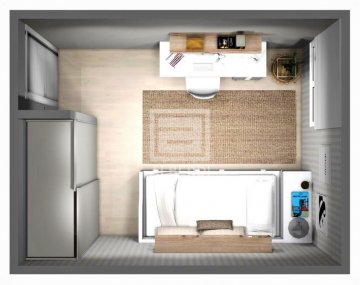 Foto 23 de En Jausoro piso alto con buena orientación a reformar totalmente